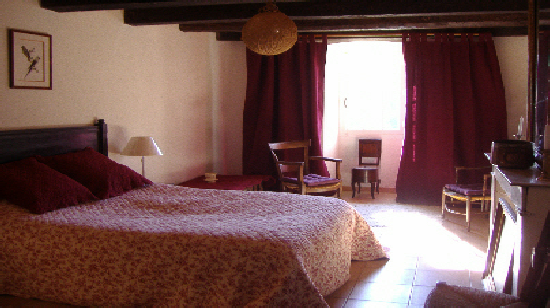 chevrefeuil room
